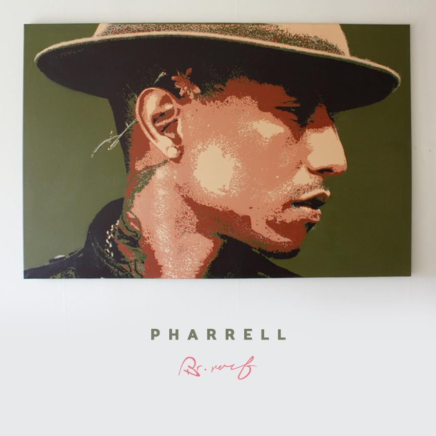 PAINTING PHARRELL