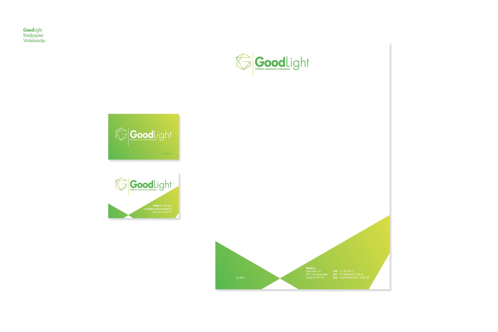 Briefpapier GoodLight