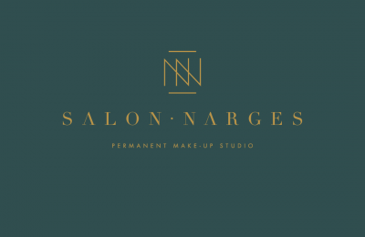Logo Restyle Salon Narges